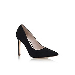 Carvela - Black 'Kestral2' high heel court shoes