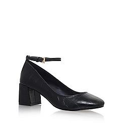 Miss KG - Black 'Caleb' high heel sandals