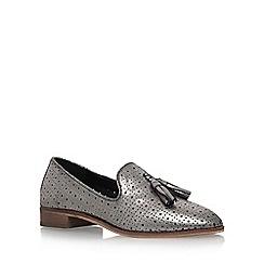 Carvela - Grey 'Misty' flat slip on loafers