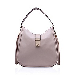 Carvela - Brown 'Orchid' tassel bag