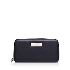 Carvela - Black 'Alis2' zip wallet