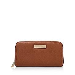 Carvela - Brown 'Alis2' zip wallet