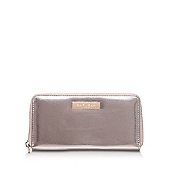 Carvela - Metal 'Alis2' zip wallet