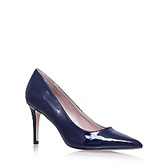 Carvela - Blue 'Kray2' high heel court shoes