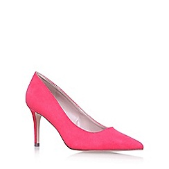 Carvela - Pink 'Kray2' high heel court shoes