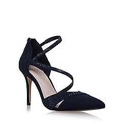 Carvela - Blue 'Lunar' high heel sandals
