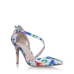 Carvela - Multi-Coloured 'Lotus' high heel sandals