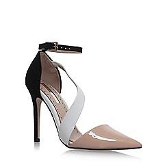 Miss KG - Natural 'Arielle' high heel sandals