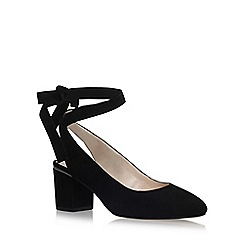 Nine West - Black 'Andrea' high heel sandals
