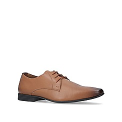 KG Kurt Geiger - Tan 'Kendal' lace up shoes
