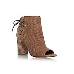Nine West - Brown 'Britt' high heel sandals