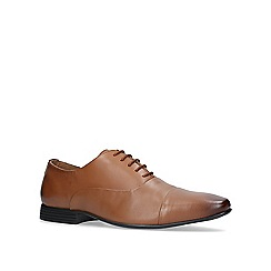 KG Kurt Geiger - Tan 'Kenwall' lace up shoes