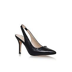 Nine West - Black Fauna high heel sandals