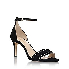 Nine West - Black 'Idrina' high heel sandals