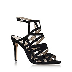 Nine West - Black 'Nasira' high heel sandals