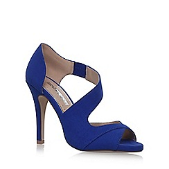 Miss KG - Blue 'Flow' high heel sandals
