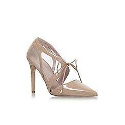 Carvela - Brown 'Loopy' high heel sandals