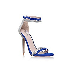 Carvela - Blue gate high heel sandals