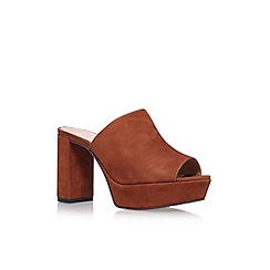 Vince Camuto - Brown Basilia high heel sandals