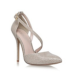 Carvela - Gold 'Lucy2' high heel sandals