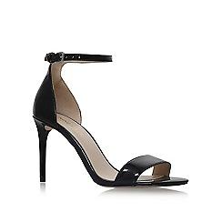 Nine West - Black 'Rave' high heel sandals