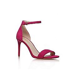 Nine West - Pink 'Rave' high heel sandals