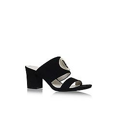 Anne Klein - Black Naomi high heel sandals