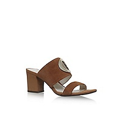 Anne Klein - Brown Naomi high heel sandals