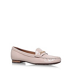 Carvela Comfort - Natural 'Charlotte' flat slip on loafers