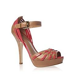 Carvela Comfort - Brown 'Sarah' high heel sandals