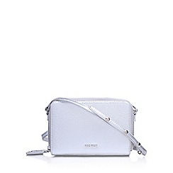 Nine West - Silver 'Ania CB SM' cross body bag