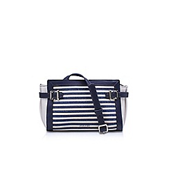 Nine West - White 'Clean Living' cross body bag