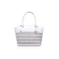 Nine West - White 'Sheer Genius' tote bag