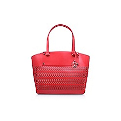 Nine West - Red 'Sheer Genius' tote bag