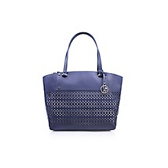 Nine West - Blue 'Sheer Genius' tote bag