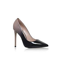 Carvela - Natural Alice high heel court shoes