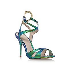 KG Kurt Geiger - Green jina high heel sandals