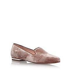 KG Kurt Geiger - Natural 'Kodie' flat loafers