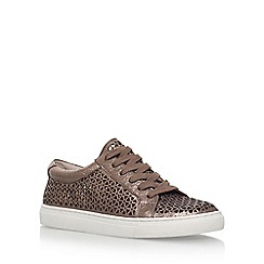 Vince Camuto - Metal 'Birna' flat lace up sneakers