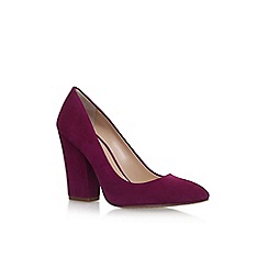Vince Camuto - Red Brayton high heel court shoes