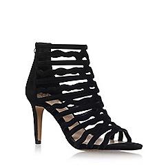 Vince Camuto - Black 'Crystila' high heel sandals