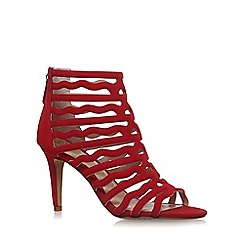 Vince Camuto - Red 'Crystila' high heel sandals