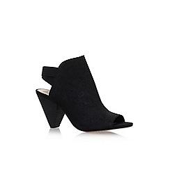 Vince Camuto - Black 'Edora' high heel sandals