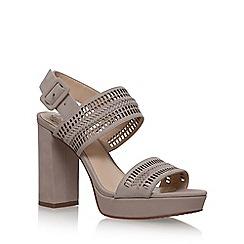 Vince Camuto - Natural Jazelle high heel sandals