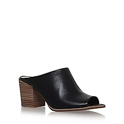 Vince Camuto - Black 'Louvina' high heel sandals