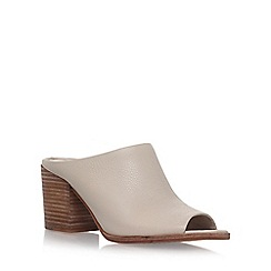 Vince Camuto - Grey 'Louvina' high heel sandals