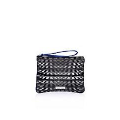 Carvela - Black 'Alfie' clutch bag