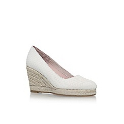Carvela - Cream 'Kenny' high heel shoes