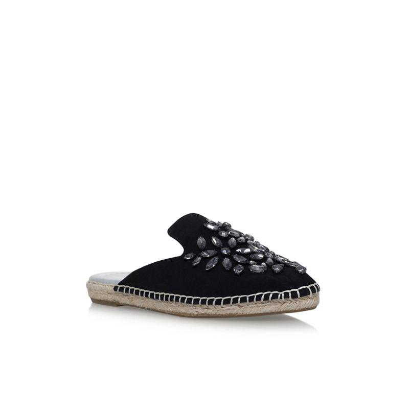Carvela Black 'Keep' flat sandals