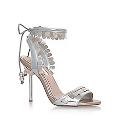 Miss KG - Grey Freya high heel sandals
